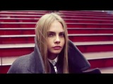 Cara Delevingne for DKNY Campaign